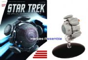 Star Trek Official Starships Collection #127 Eymorg Ion Drive Ship Eaglemoss